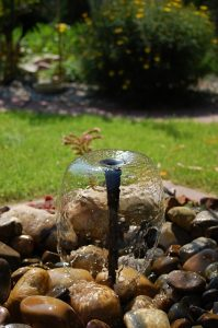 Easy to build fountain